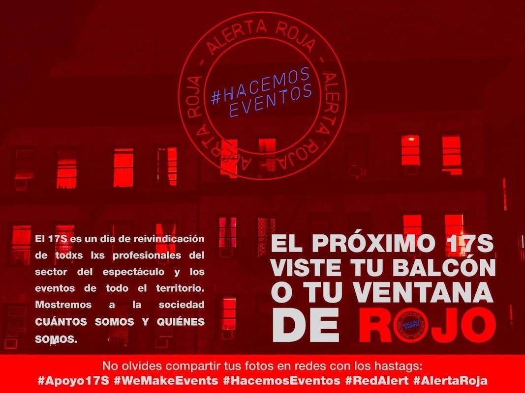 Alerta roja: el mundo del espectáculo pide auxilio en España ante la crisis del coronavirus