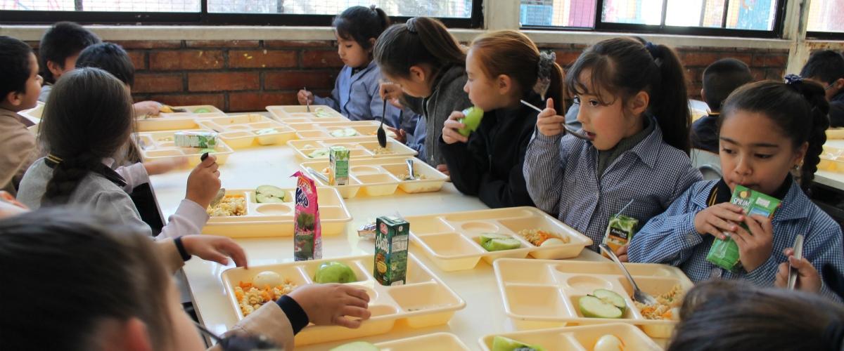 Serunión se vuelve a quedar con el servicio de comedor escolar ...