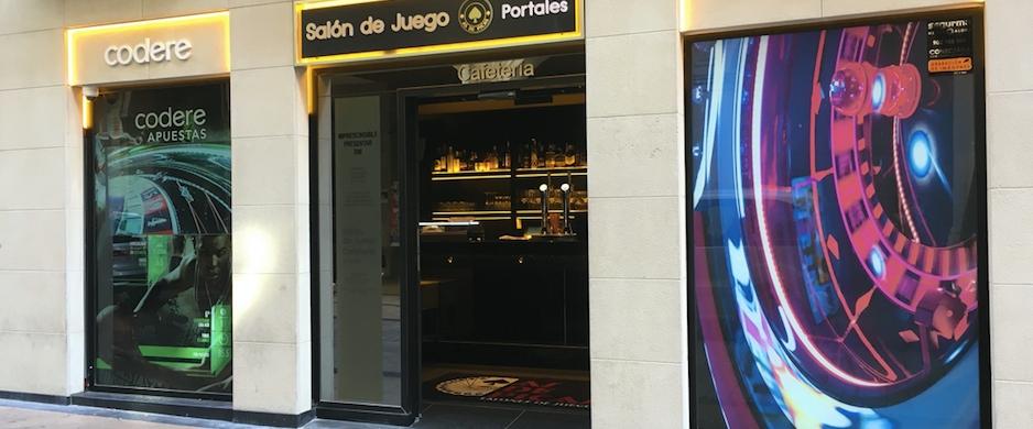Logrono Busca Mas Control Para Las Casas De Apuestas Y Salones De