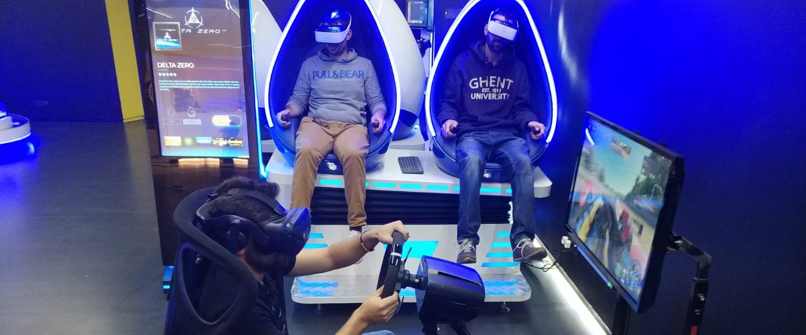 Immotion VR Parque Rioja Xperience